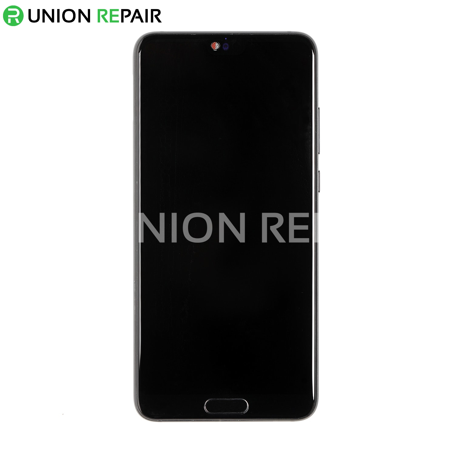 Replacement for Huawei P20 LCD Screen Digitizer Assembly with Frame - Black