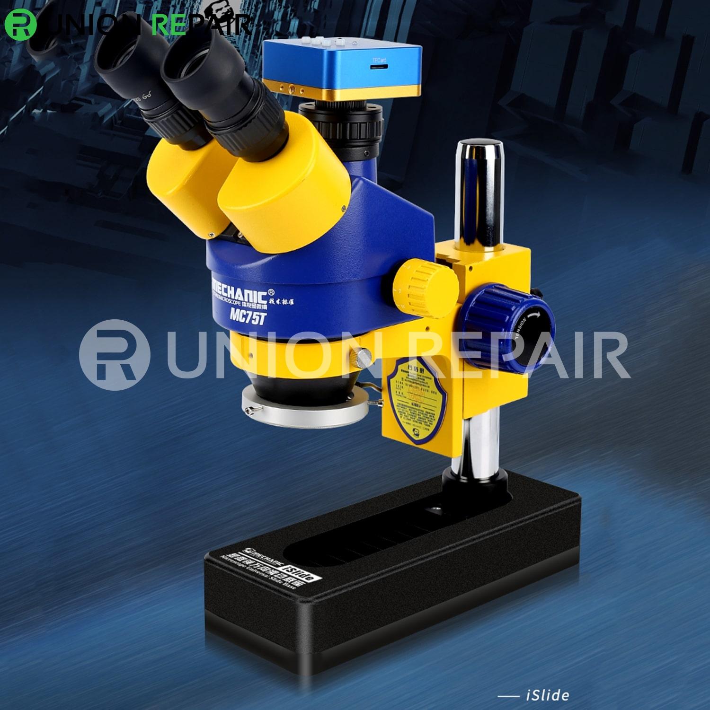 MECHANIC iSlide Microscope Universal Sliding Base