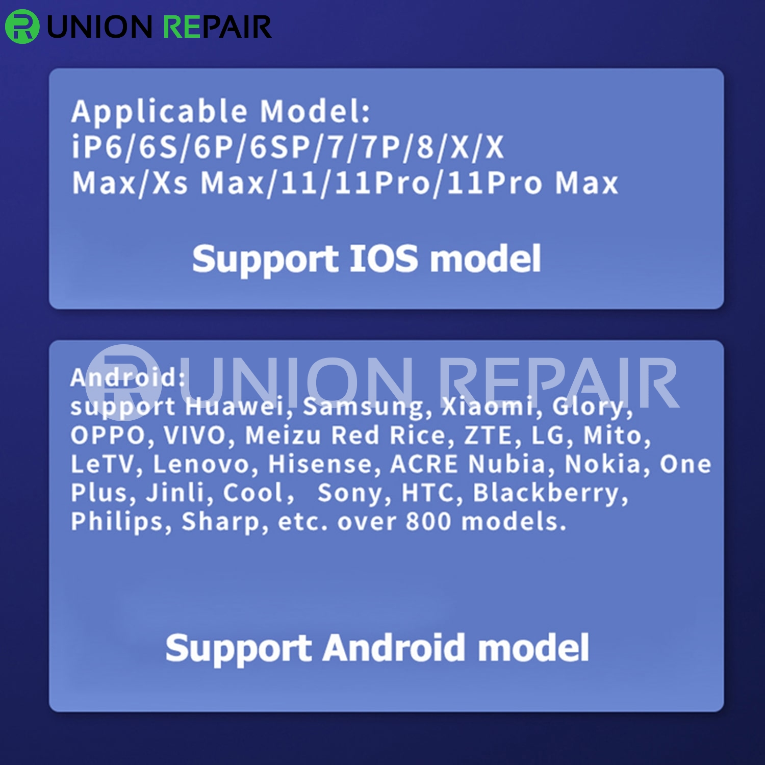 MECHANIC iBoot AD Max iOS & Android Power Boot Cable for iPhone Android