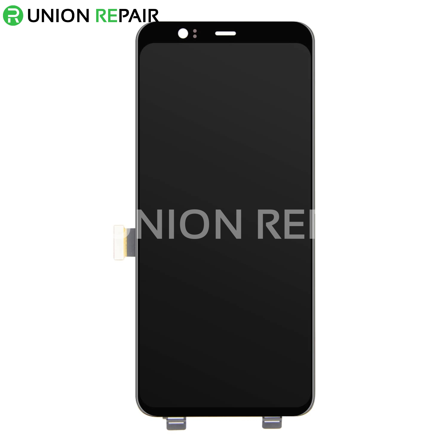 Replacement for Google Pixel 4 XL LCD Screen with Digitizer Assembly - Black