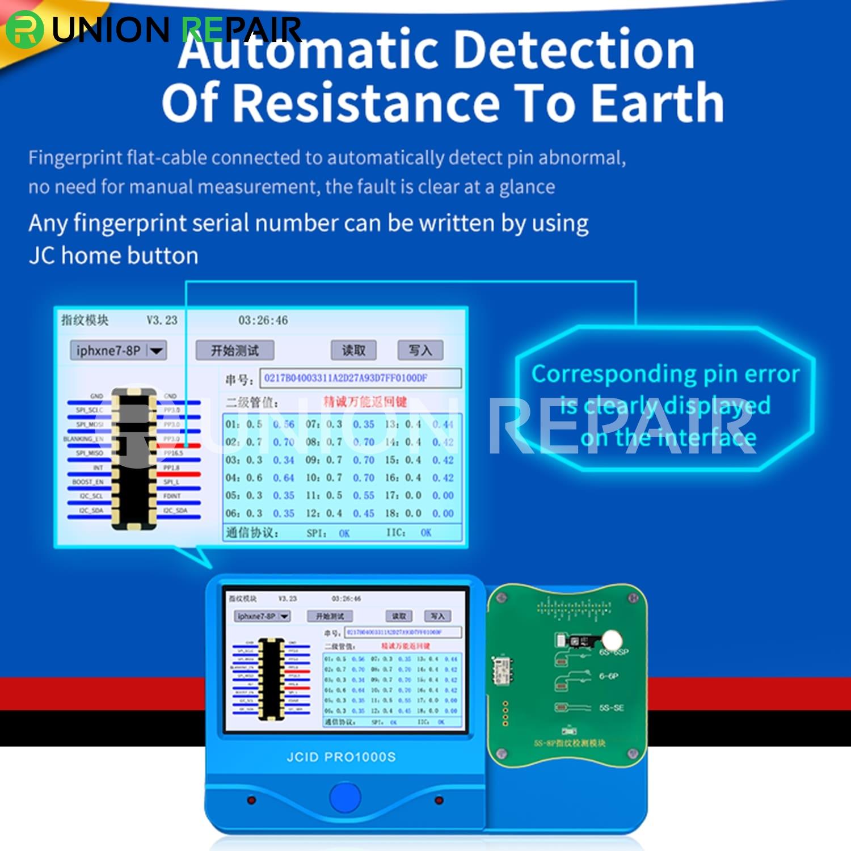 JC FPT-1 Fingerprint Testing Module for iPhone 5S-8P
