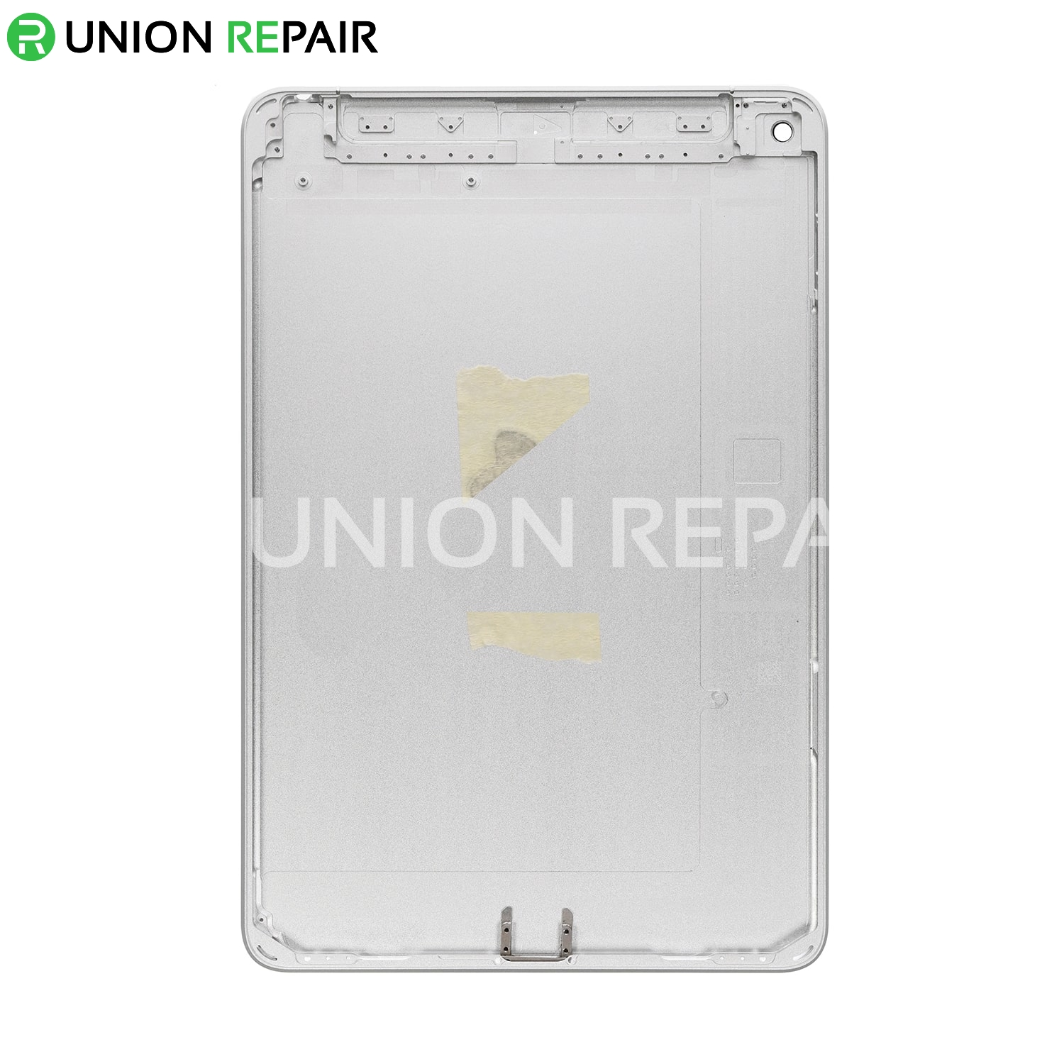 Replacement for iPad Mini 5 WiFi+Cellular Back Cover - Silver