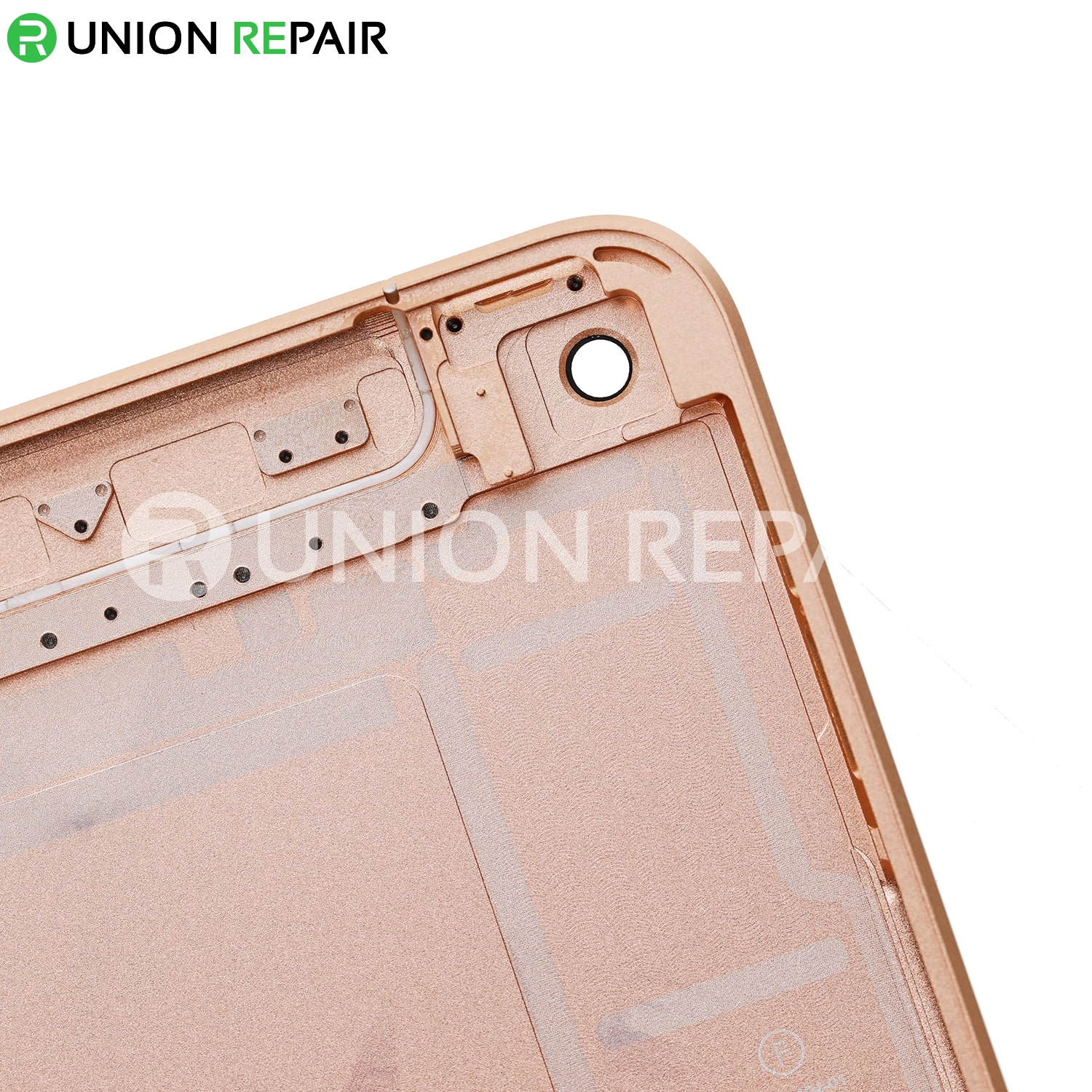 Replacement for iPad Mini 5 WiFi+Cellular Back Cover - Gold