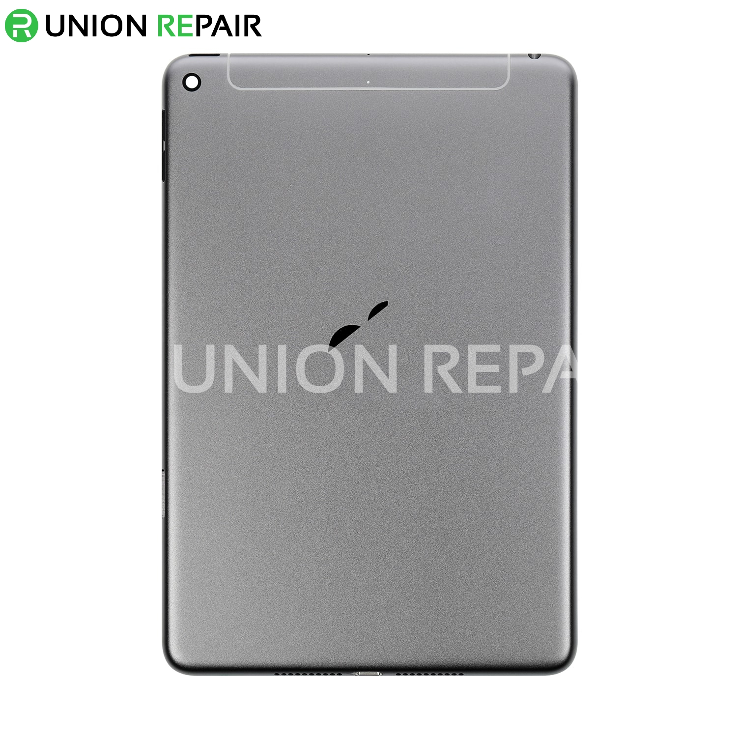 Replacement for iPad Mini 5 WiFi+Cellular Back Cover - Gray