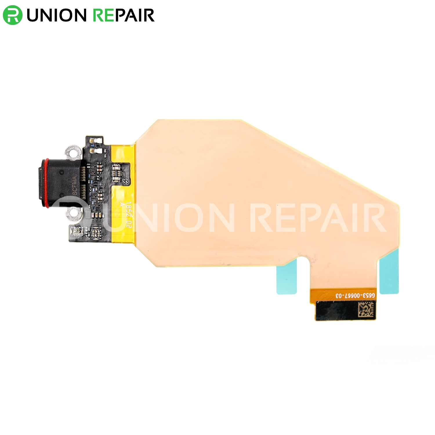 Replacement for Google Pixel 4 XL USB Charging Port Flex Cable