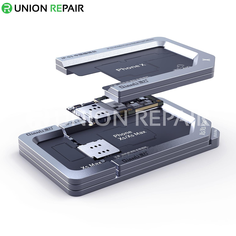 QianLi ToolPlus iP-01 Middle Frame Reballing Platform for iPhone X/XS/XSMax