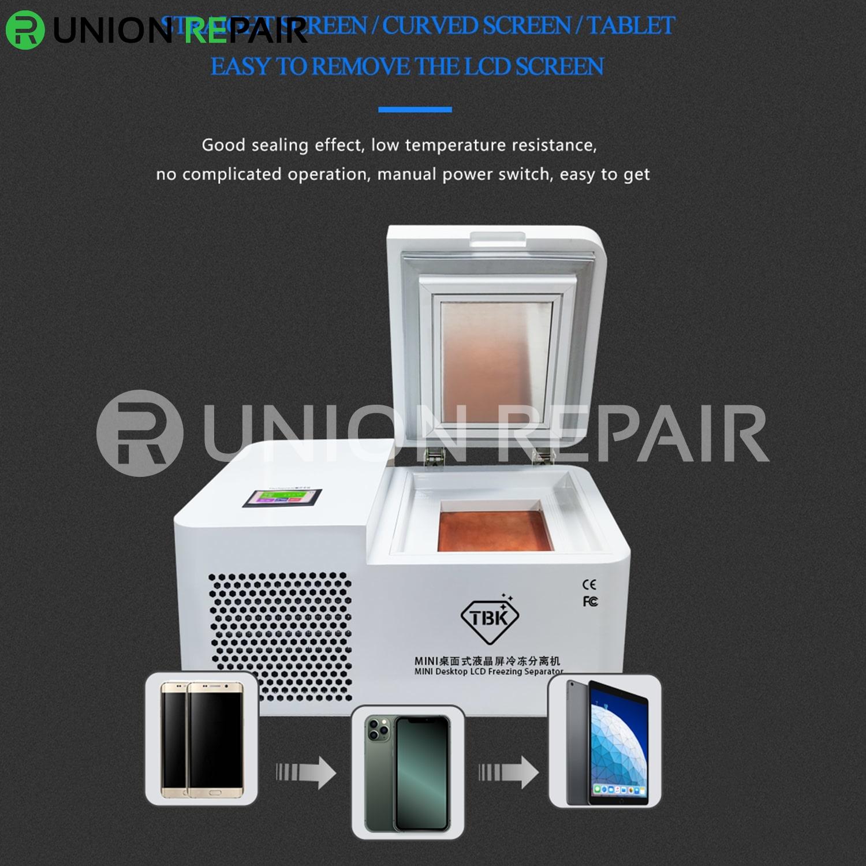 TBK-578 Mini Desktop LCD Freezing Separator