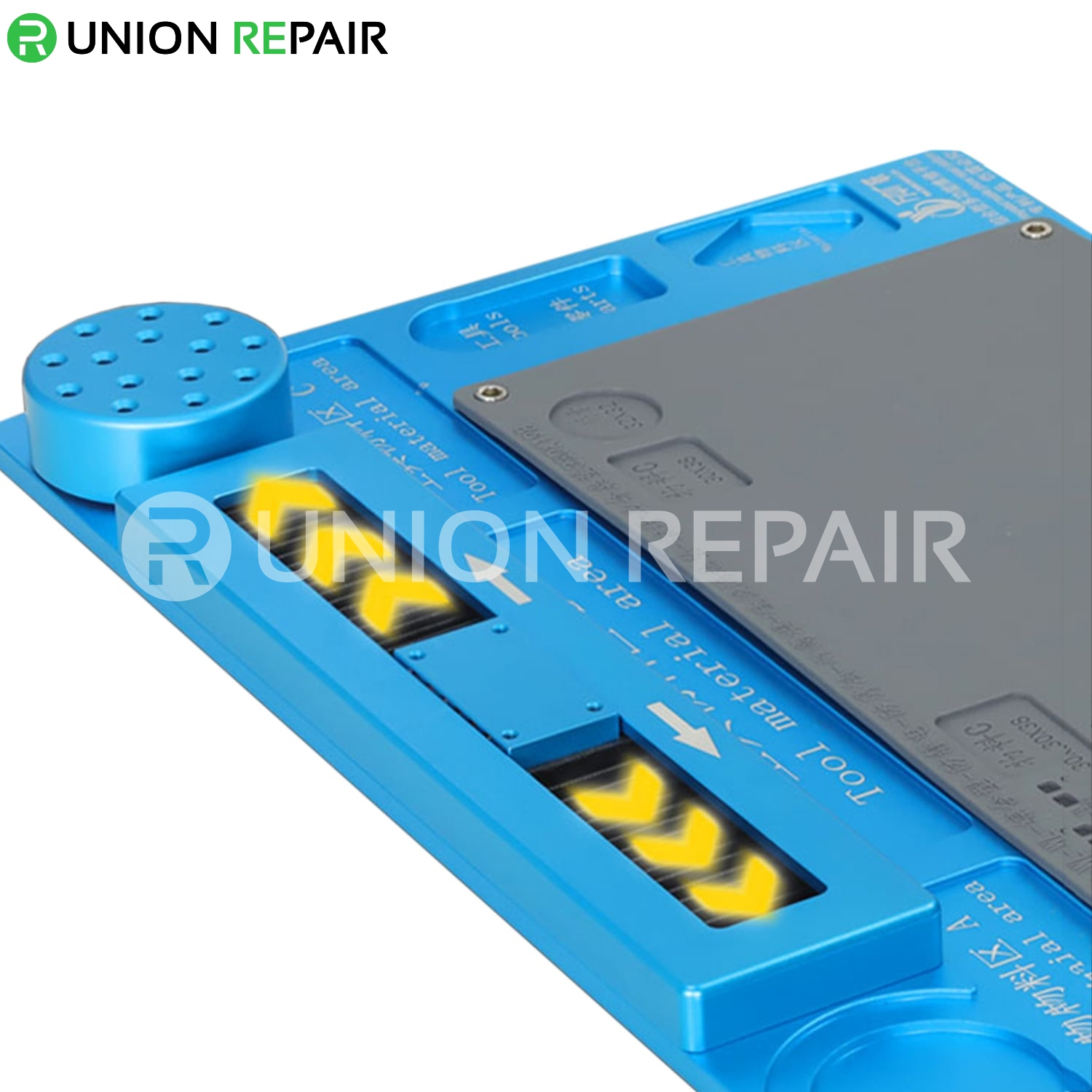 WL Aluminium Alloy Comprehensive Universal Sliding Maintenance Platform 468mm x 318mm