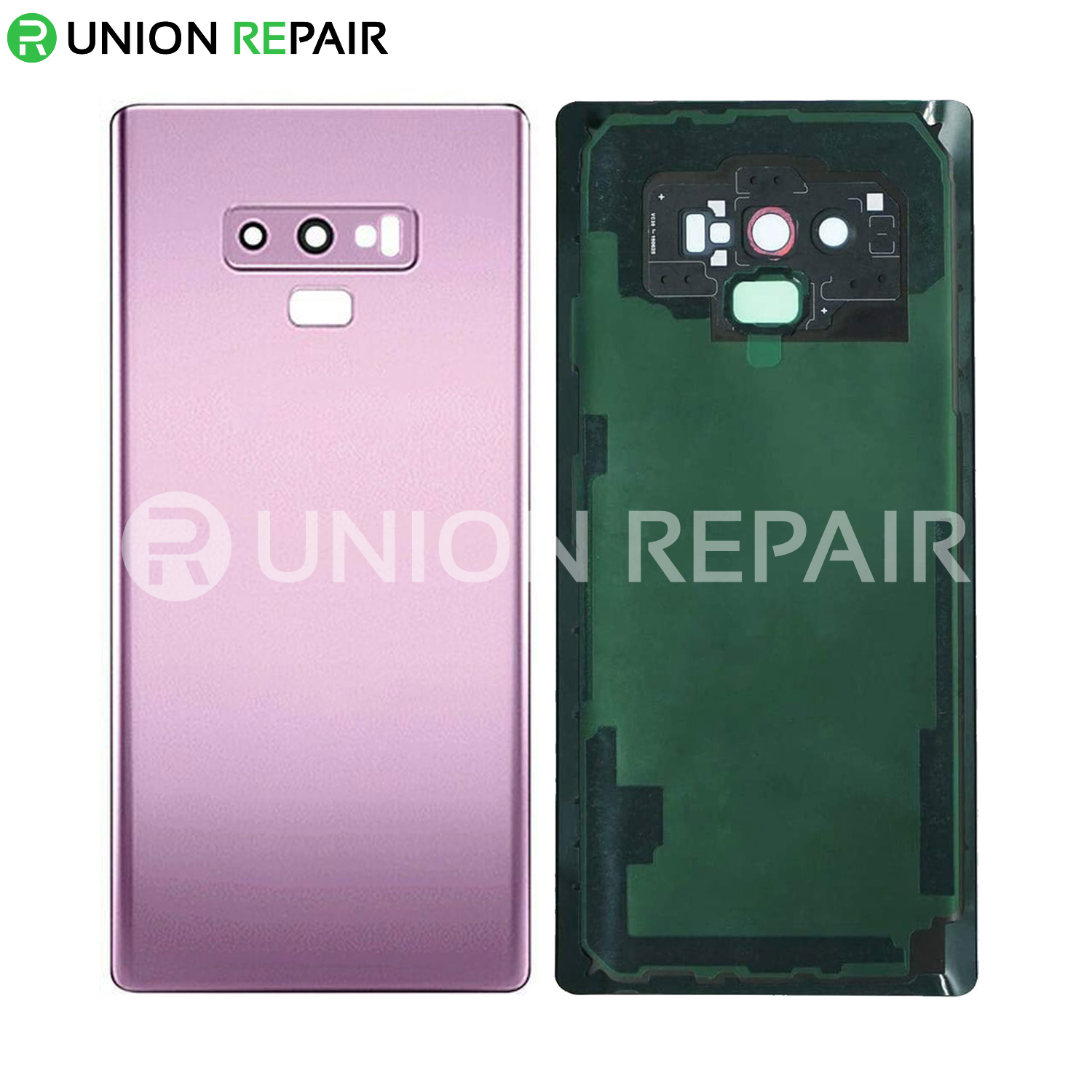 Replacement for Samsung Galaxy Note 9 SM-N960 Back Cover - Purple