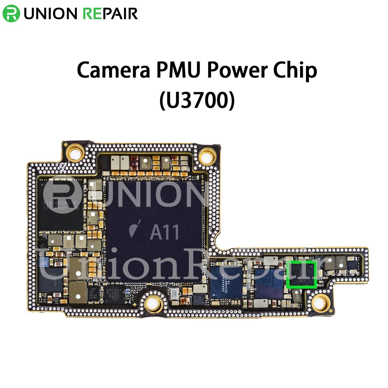 Replacement for iPhone 8/8P/X Camera PMU IC 338S00306 U3700