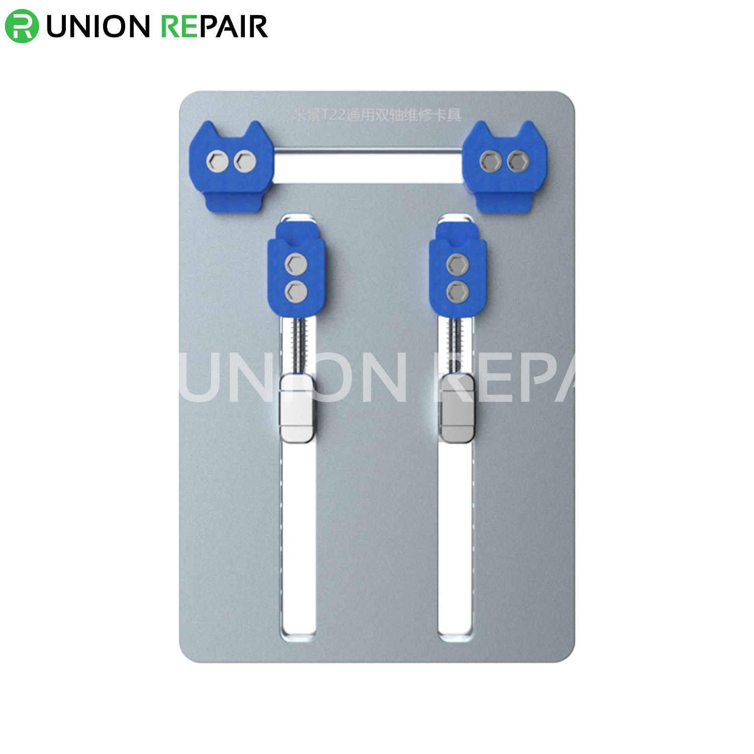 MiJing T22 Universal Dual-Shaft Multifunction PCB Board Holder Fixture