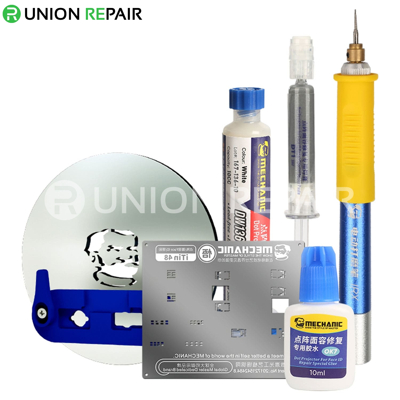 Mechanic Dot Matrix Repair Tool 6pcs/set