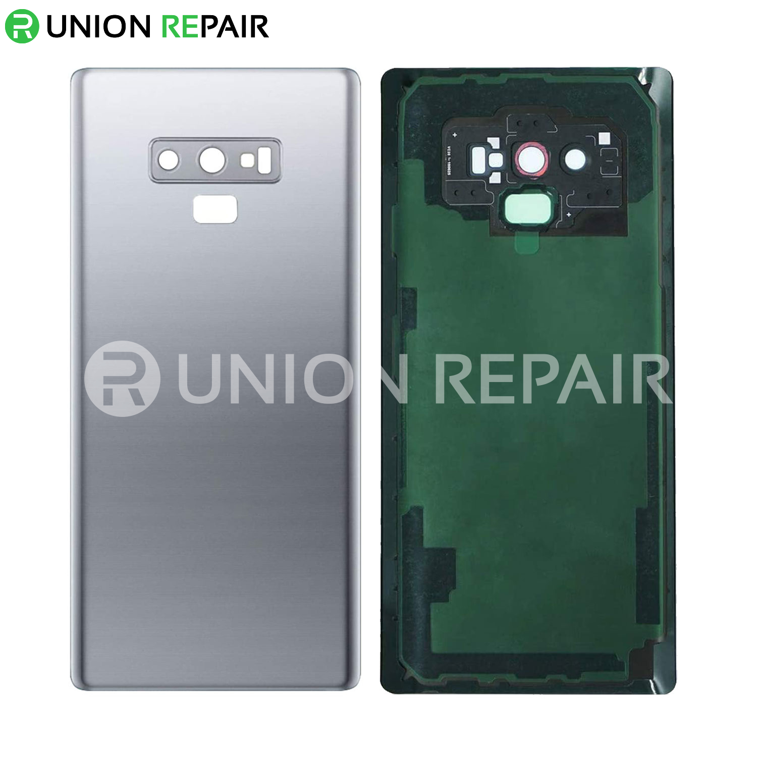 Replacement for Samsung Galaxy Note 9 SM-N960 Back Cover - Cloud Silver