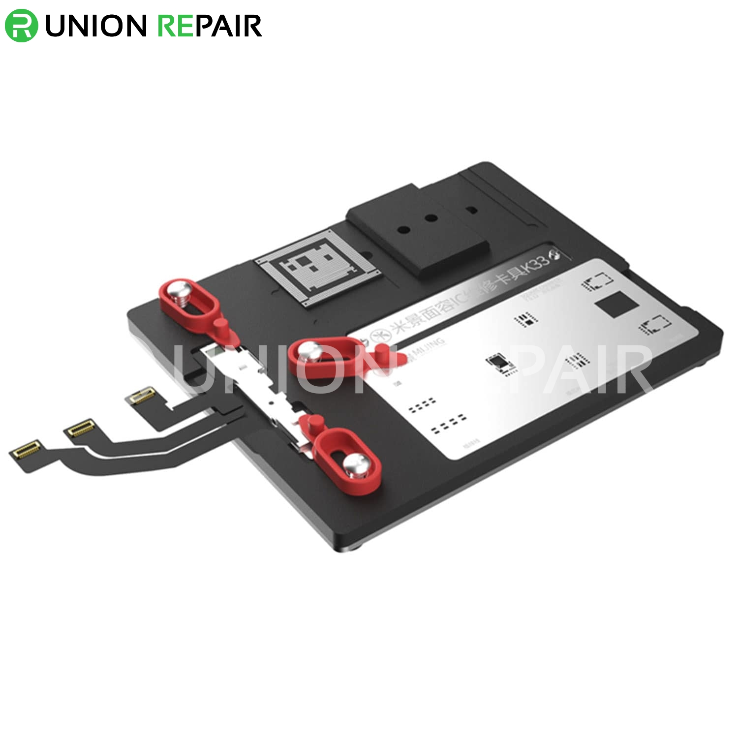 MJ K33 Face IC Repair Fixture for iPhone X-11 Pro Max