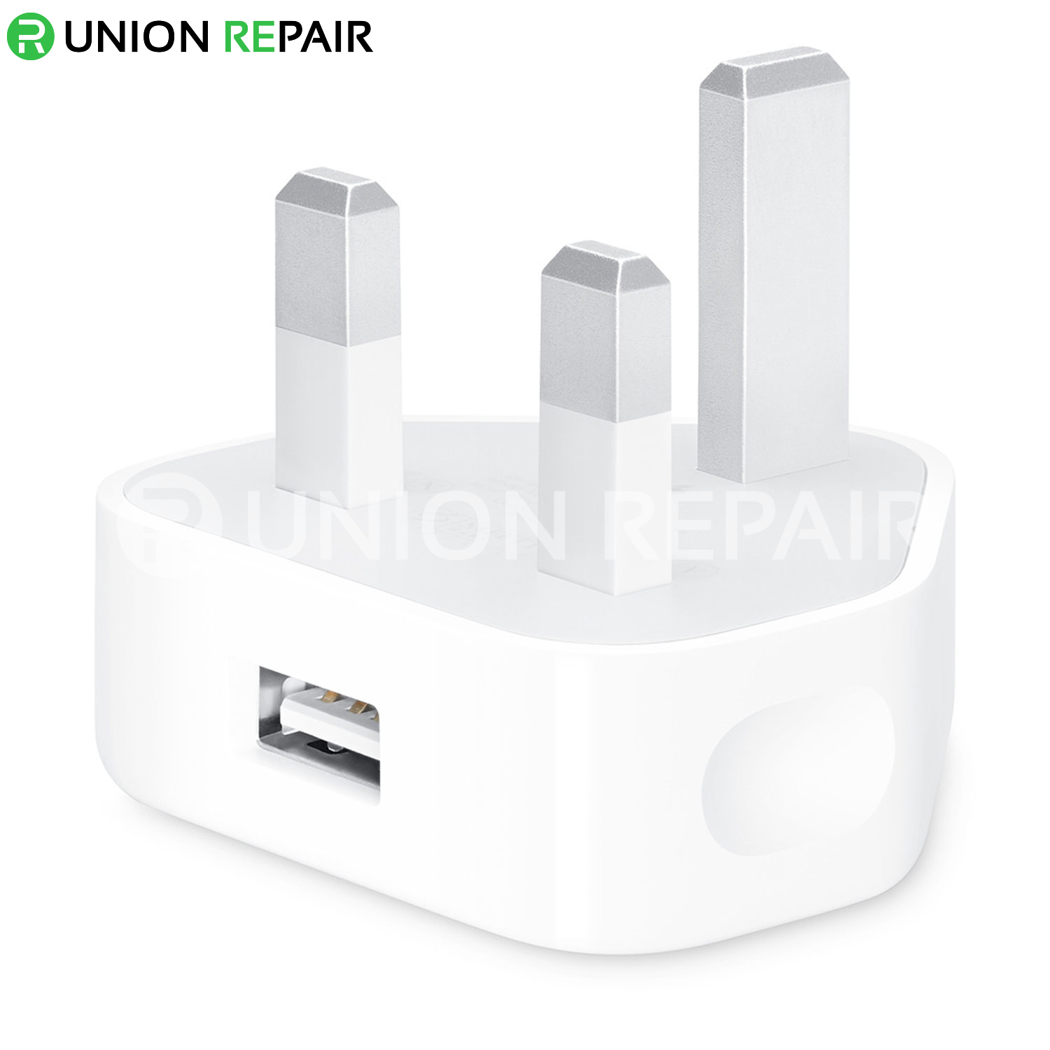 For iPhone 5W USB Power Adapter - UK Version