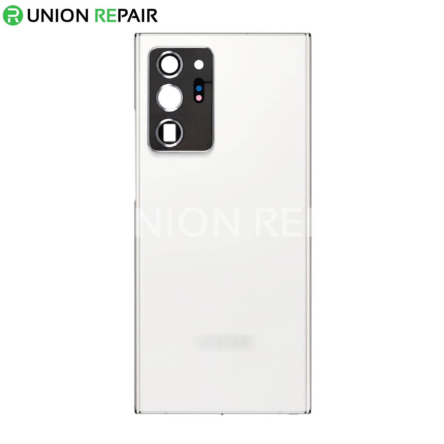 Replacement for Samsung Galaxy Note 20 Ultra Back Cover - Mystic White
