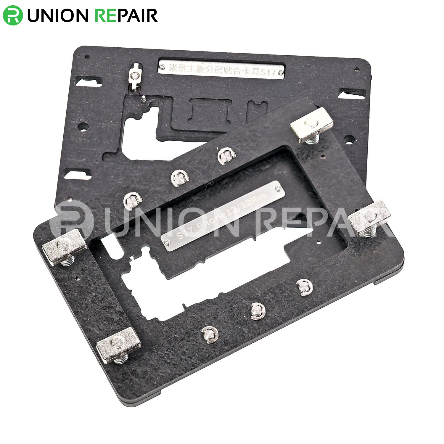 MiJing S17 iPhone 12/12Pro Lock Board Maintenance Fixture