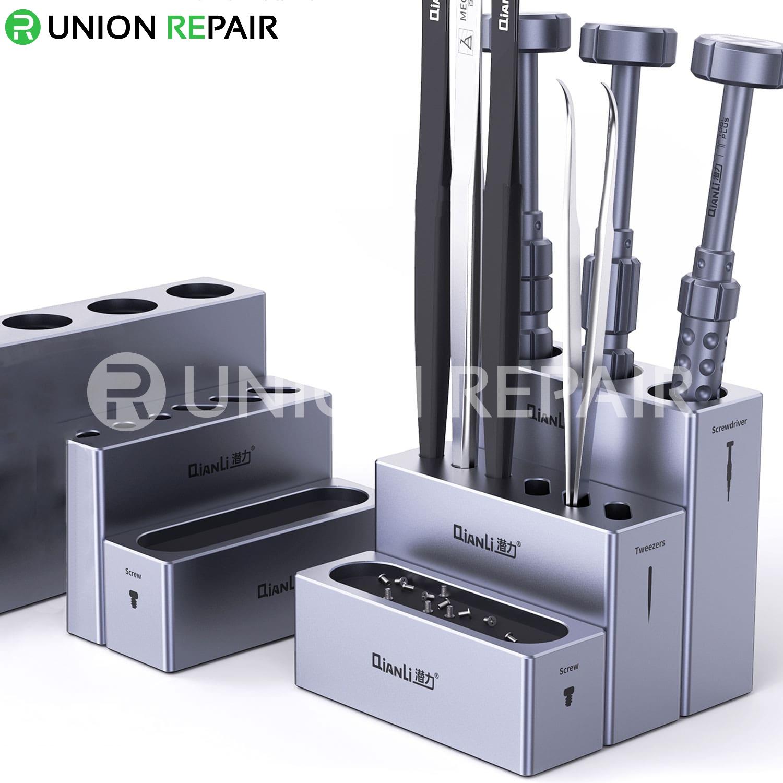 QianLi ToolPlus iCube Aluminum Alloy Multi-Functional Modular Storage Box