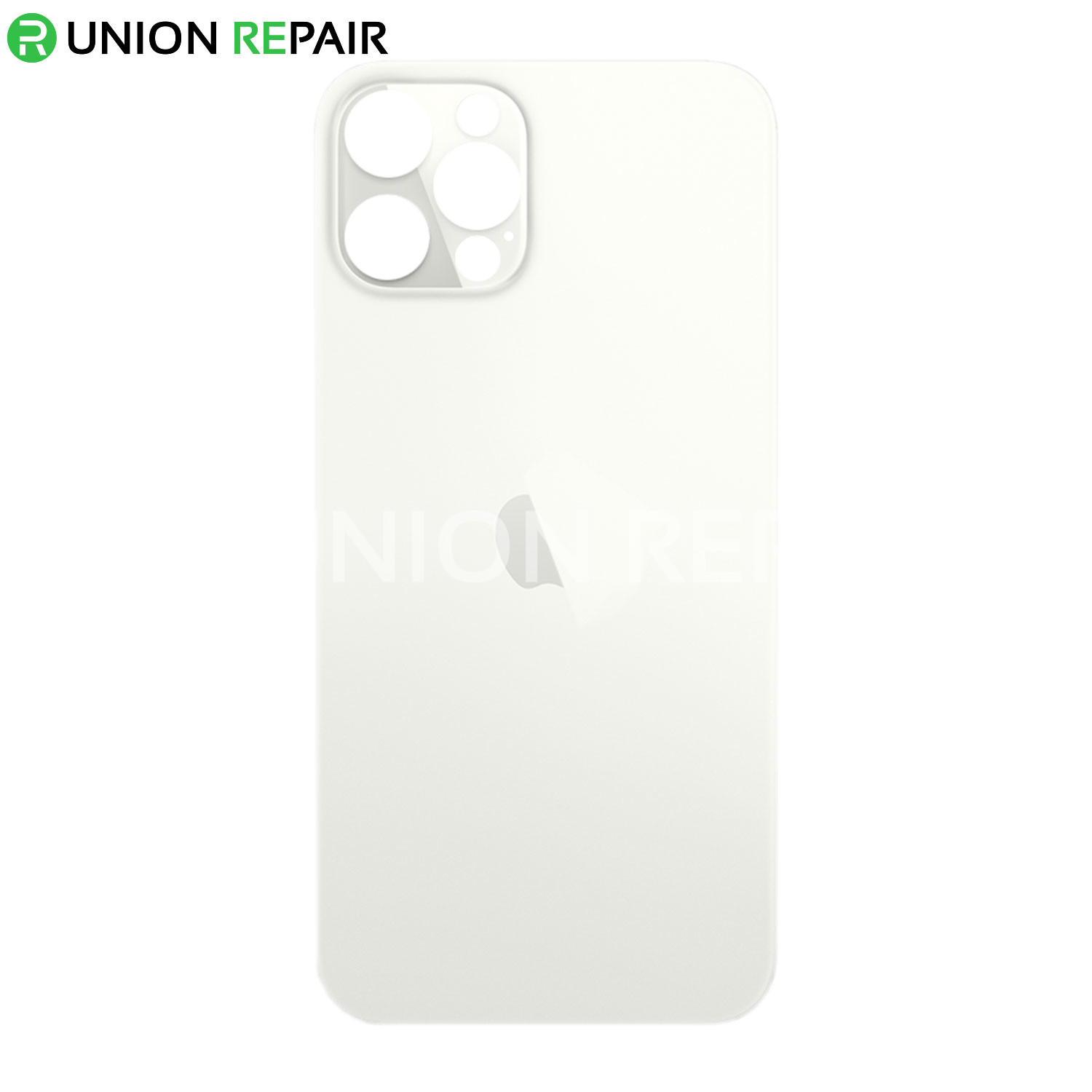 Replacement for iPhone 12 Pro Back Cover - Silver