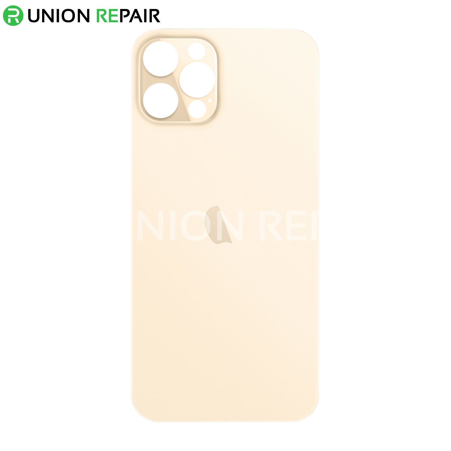 Replacement for iPhone 12 Pro Back Cover - Gold