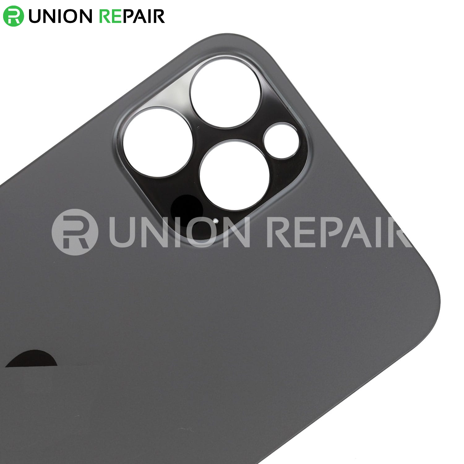 Replacement for iPhone 12 Pro Max Back Cover - Graphite