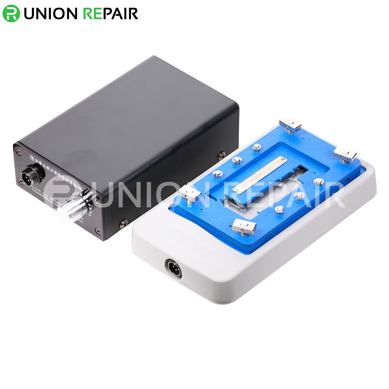 MiJing CH5-D Intelligent Mainboard Layered Welding Platform for iPhone 12/12 Pro