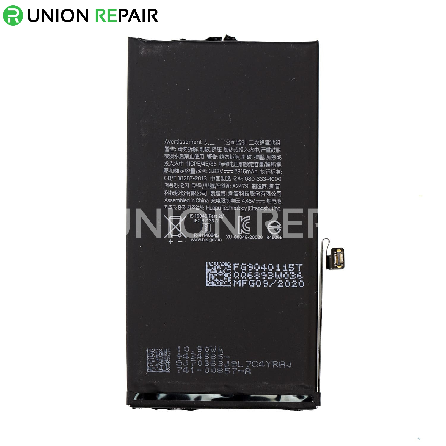 Replacement For iPhone 12/12 Pro Battery