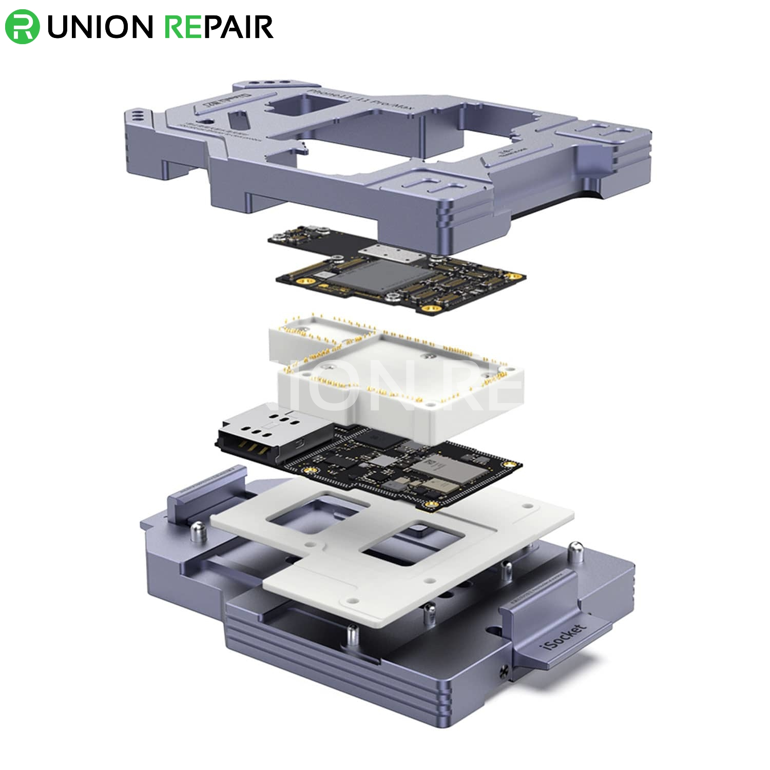 QianLi ToolPlus iSocket 3in1 iPhone 11/11Pro/11ProMax Board Test Fixture