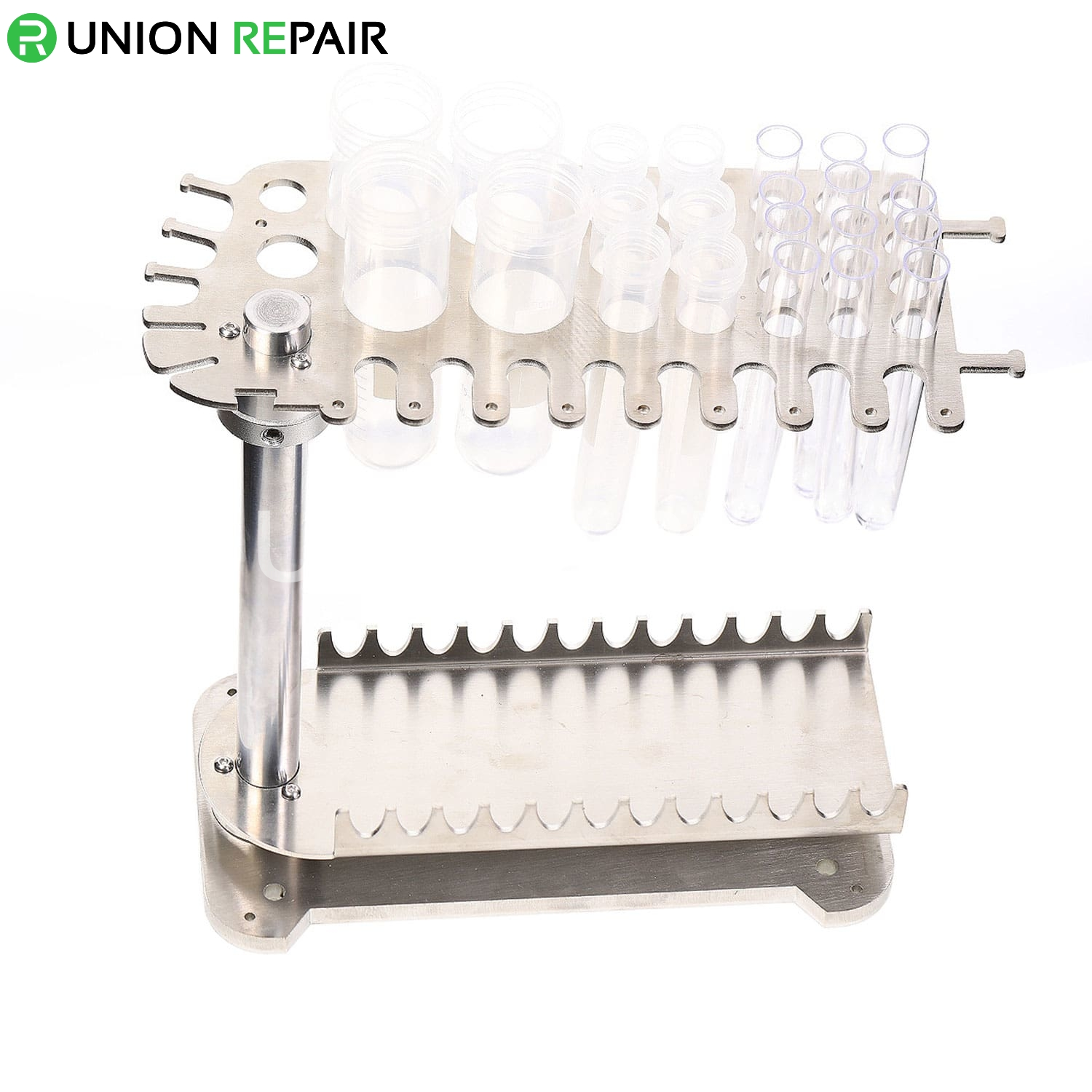 Aluminum Alloy Rotatable Screwdrivers Tool Weapon Rack, fig. 7