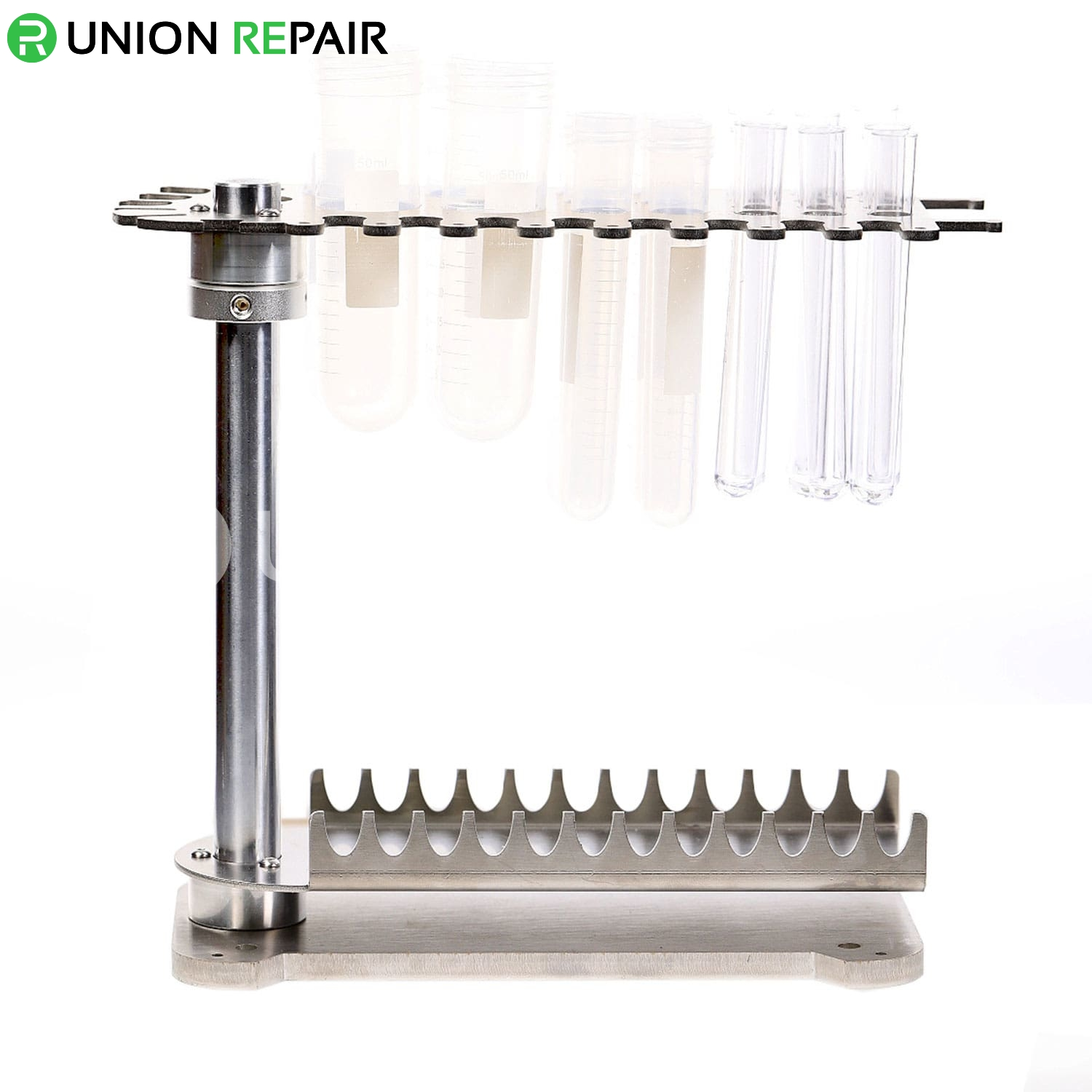 Aluminum Alloy Rotatable Screwdrivers Tool Weapon Rack, fig. 6