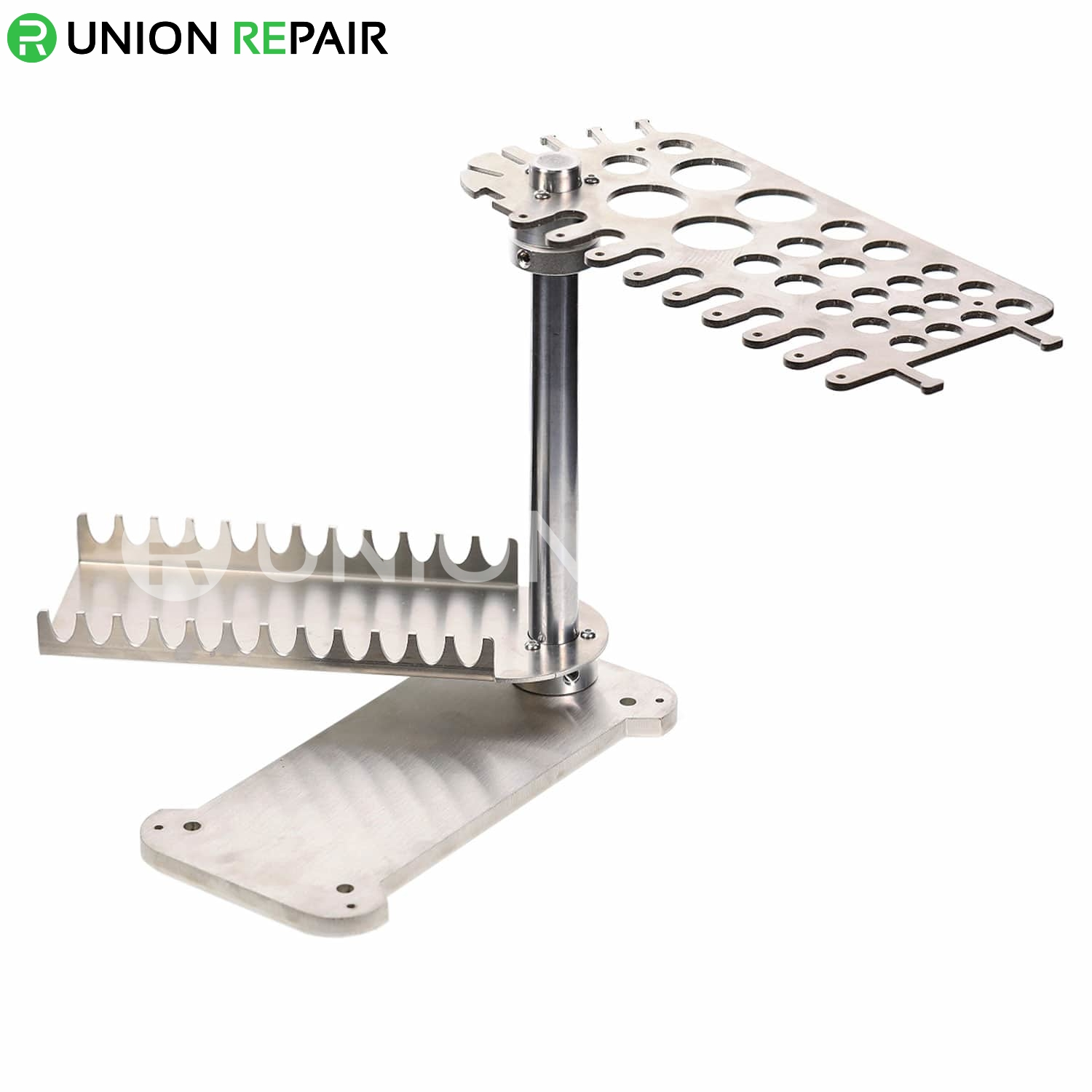 Aluminum Alloy Rotatable Screwdrivers Tool Weapon Rack, fig. 8