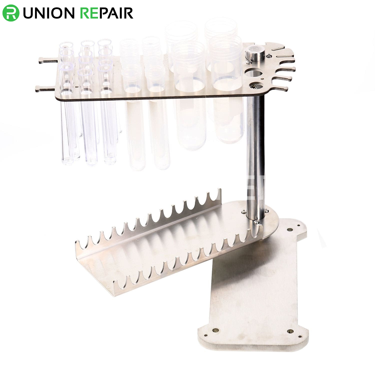 Aluminum Alloy Rotatable Screwdrivers Tool Weapon Rack, fig. 10