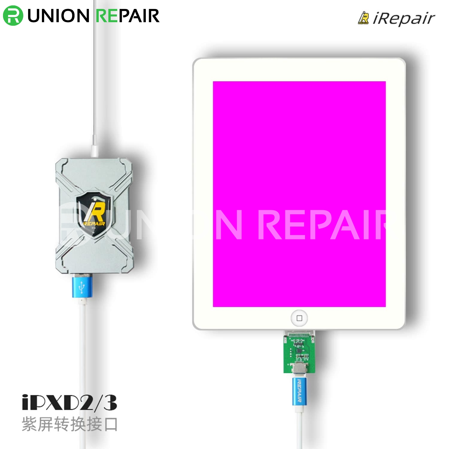 iPXD 2/3 Adapter for iRepair P10 DFU Box
