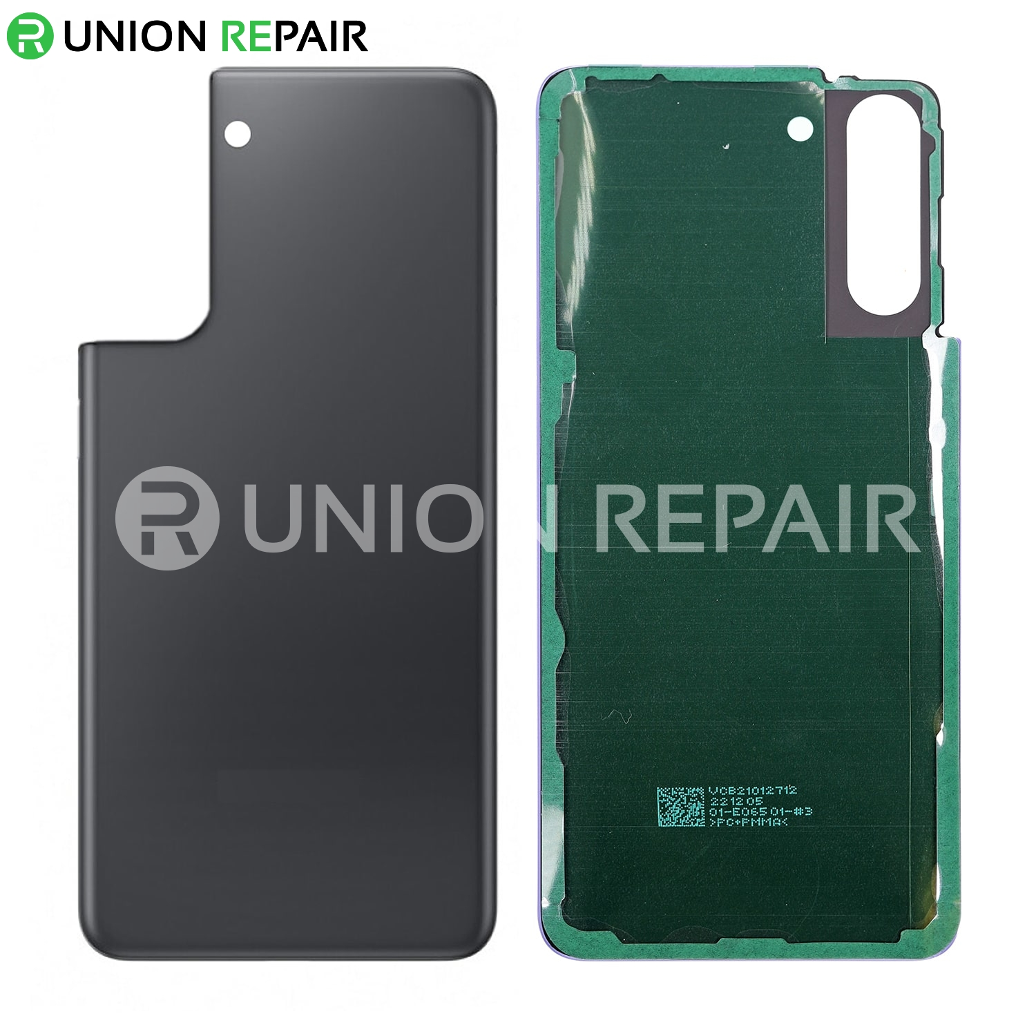 Replacement for Samsung Galaxy S21 Battery Door - Grey