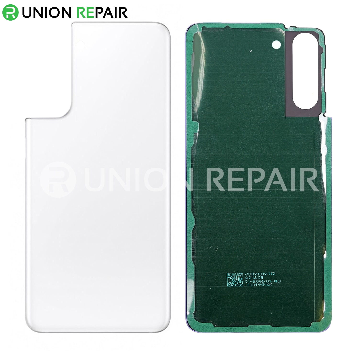Replacement for Samsung Galaxy S21 Battery Door - White