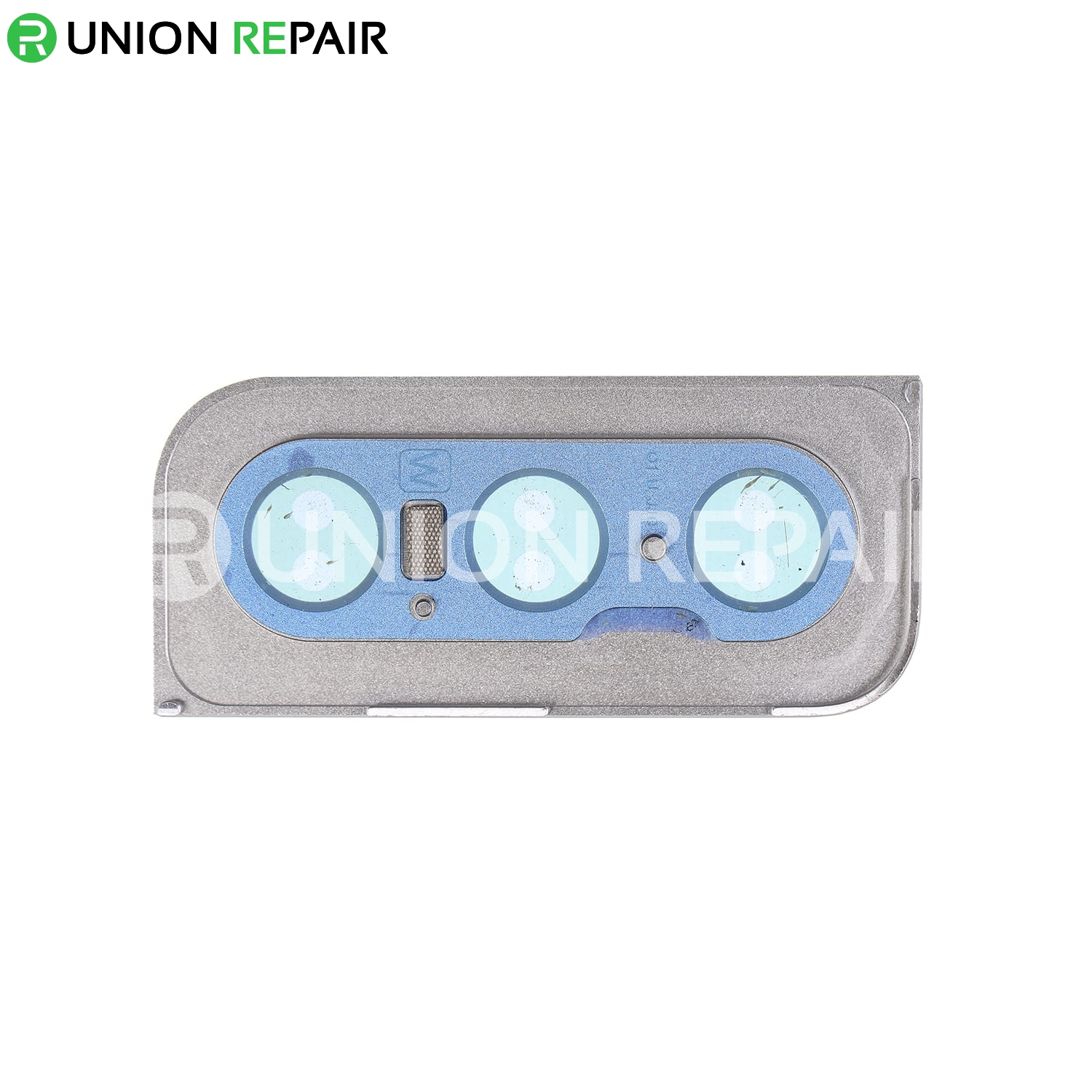 Replacement for Samsung Galaxy S21 Rear Camera Holder with Lens - White
