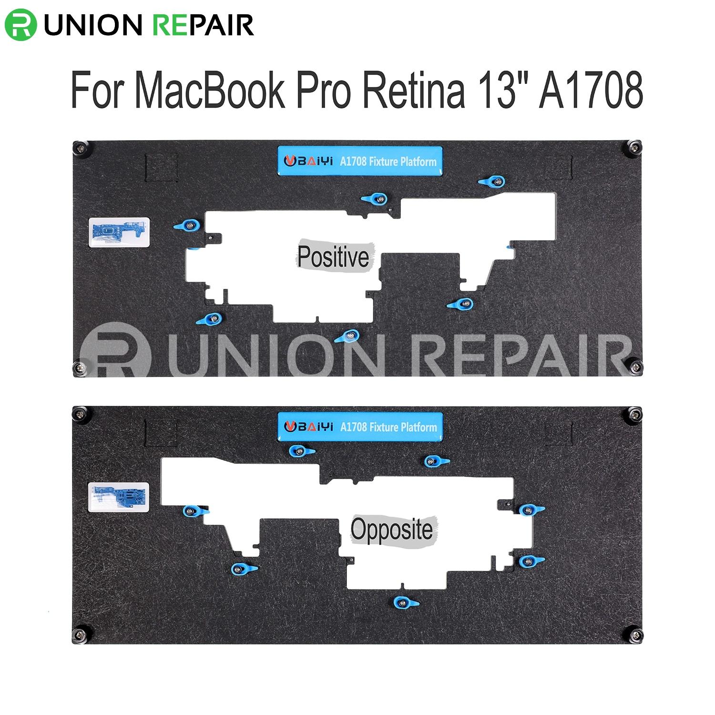 "BaiYi Mac Board Fixture for MacBook Pro Retina 13"" A1708"