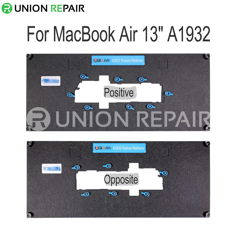"""BaiYi Mac Board Fixture for MacBook Air 13"""" A1932"""