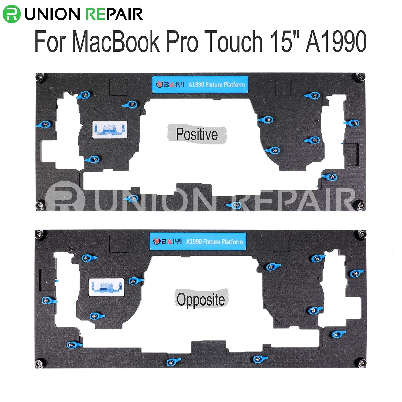 "BaiYi Mac Board Fixture for MacBook Pro Touch 15"" A1990"