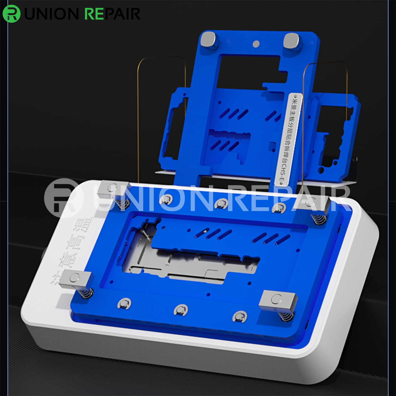 MiJing CH5-E Intelligent Mainboard Layered Welding Platform for iPhone 12/12mini/12Pro/12ProMax