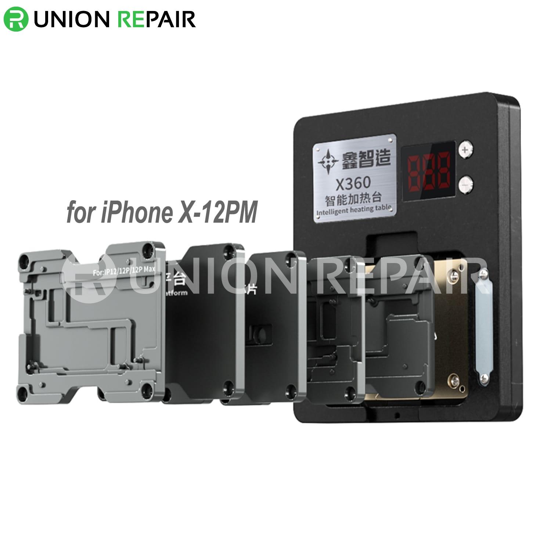 X360 Intelligent Preheating Platform for iPhone X-12ProMax