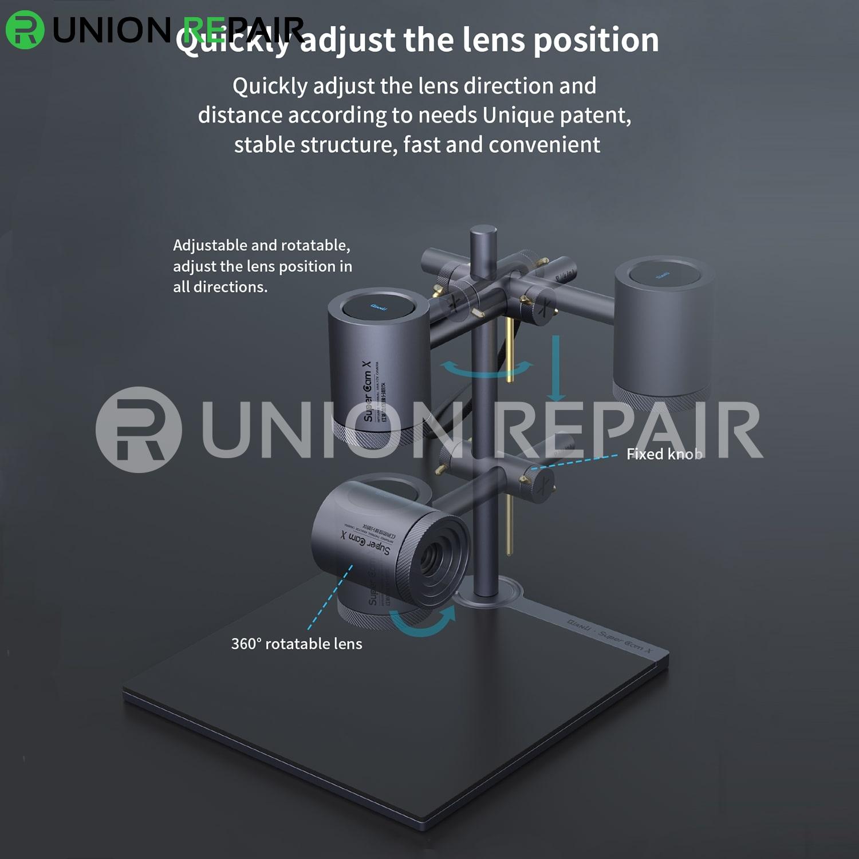 QIANLI ToolPlus SuperCam X 3D Thermal Imager Camera