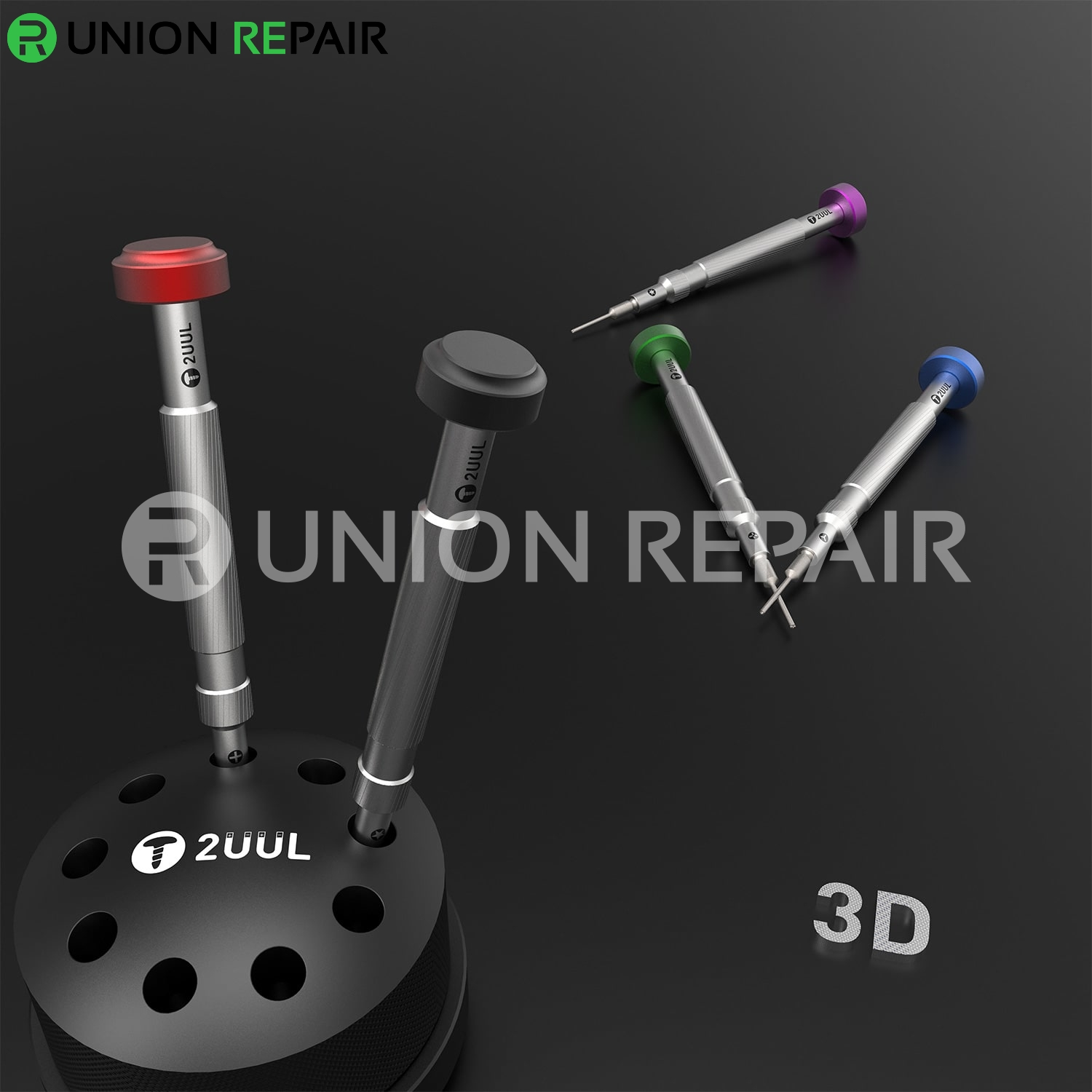 2UUL 3D Screwdriver for Phone Repair