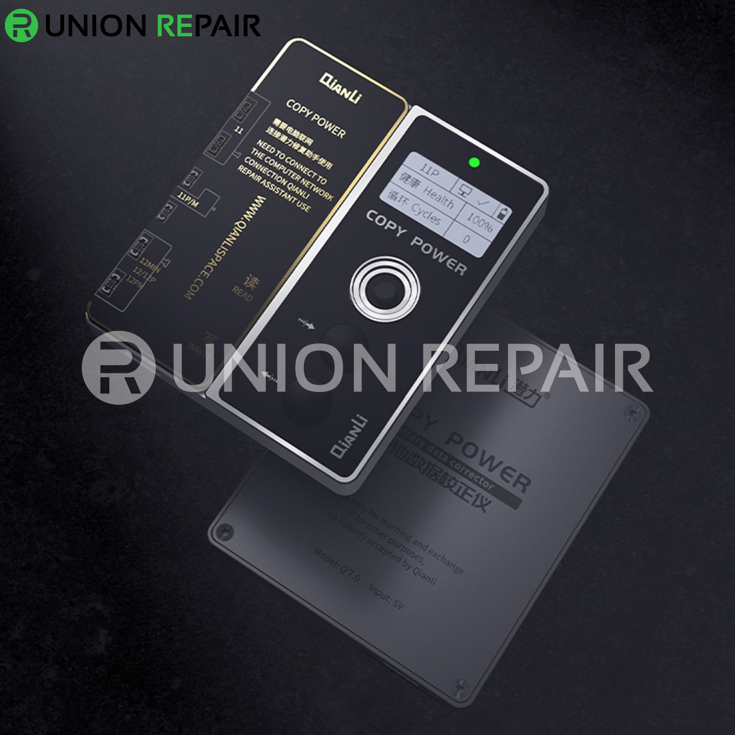 QianLi ToolPlus COPY POWER Battery Data Corrector for iPhone 11/11Pro/11ProMax
