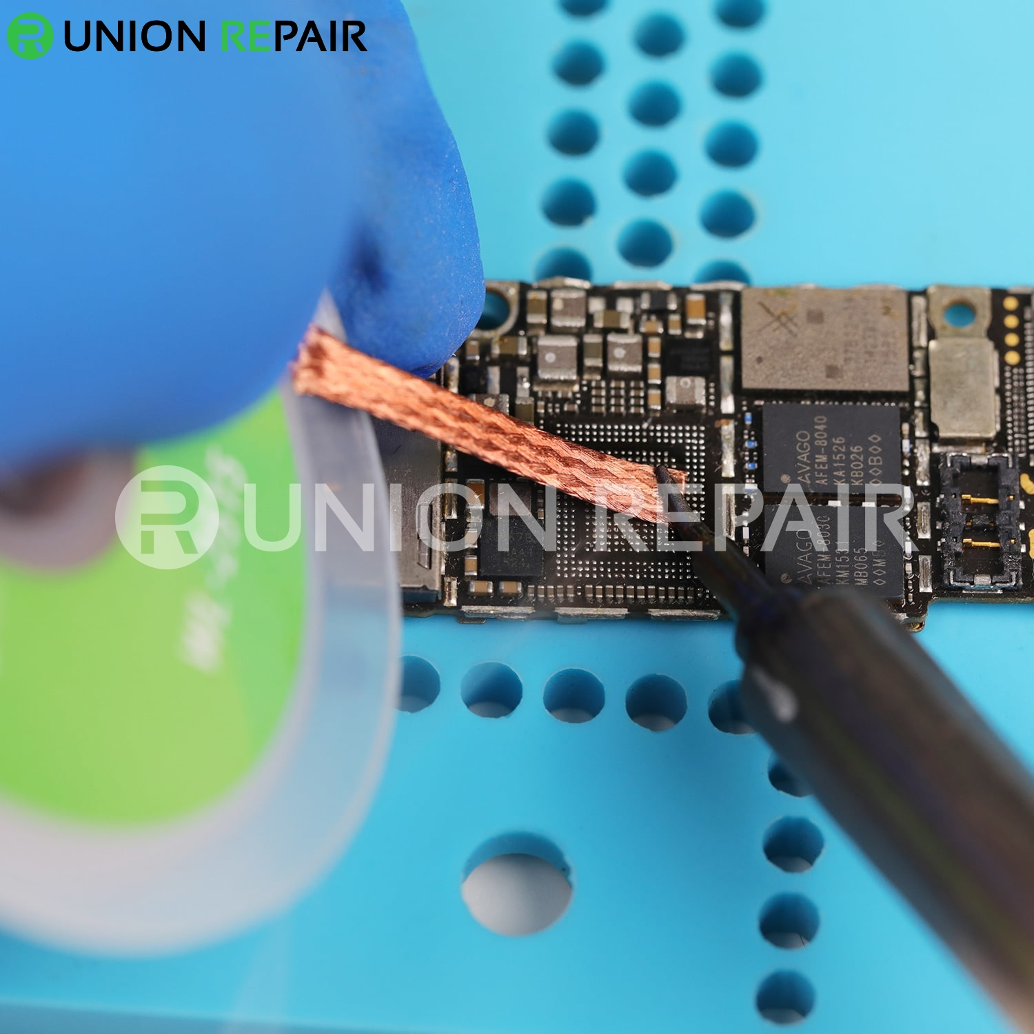2UUL Double Sides Strong Desoldering Wick