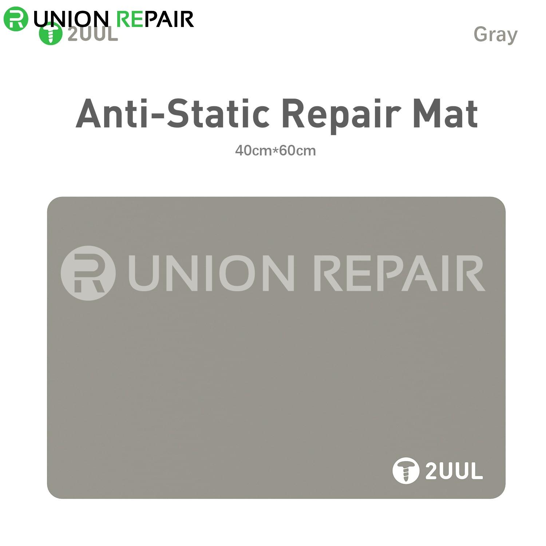 2UUL Grey Anti-Static Mat 40*60cm