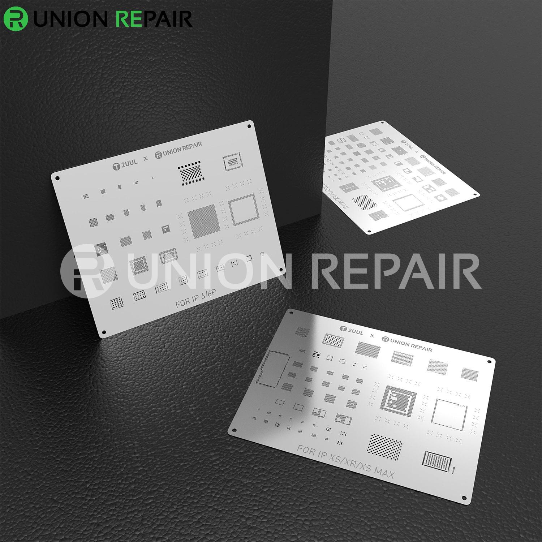 2UUL BGA Reballing Stencil for iPhone All Models
