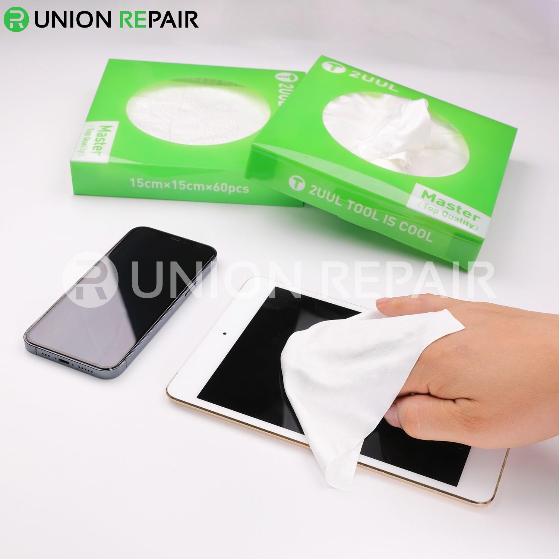 2UUL Microfiber Cleaning Wiper