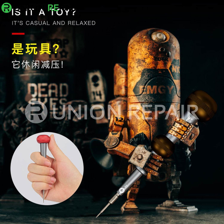 MECHANIC Oriental Pearl Magnesium Silicon Alloy Screwdriver