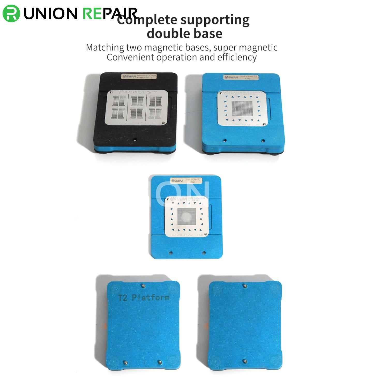 DS-201B Macbook Ball Planting Platform for PMU SMC T1 T2 RAM NAND WIFI Power BGA Chips